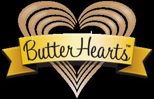 Butter Hearts logo