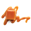 Butter Braid fundraising - caramel roll icon