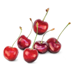 Pastry Puffins - cherry icon