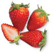 Butter Braid fundraising - strawberry cream cheese icon